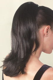 Easy Clip Straight (#CP-16) Back