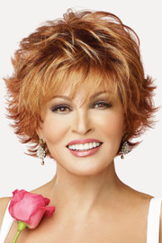 Raquel Welch Wig - Voltage front 1