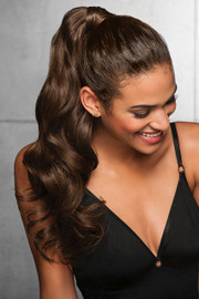 HairDo Extension - 23 Inch Long Wave Pony (HX23PN) front 1