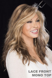 Raquel Welch Wig - Longing for Long front 1