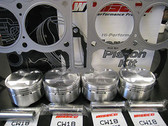 10854M07912-.004 .008 Over Piston Kit Used For Picture Reference Only