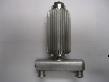 145X00X026-ARF-ALUM Fits 13/16 Master Cylinder Aluminum or Steel Does NOT Fit Standard 19mm Legends Steel Master Cylinder