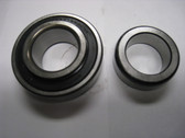 Nachi Standard Axle Bearing & Lock  (Non Coated)