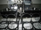 Cylinder Kit, Yamaha FJ, 1412cc 84mm Ross Piston & Cylinder Kit