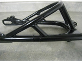 Custom Honda CB160 Swingarm  Bracing Installed & 1 Inch in Length Added