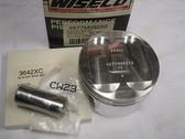 Wiseco Piston Kit, Polaris, Polaris 500, Wiseco 4677M09250 (.020/.050mm over)
