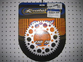 KTM 60 SX, KTM 65 SX, KTM 65 XC, Rear Sprocket 50-T
