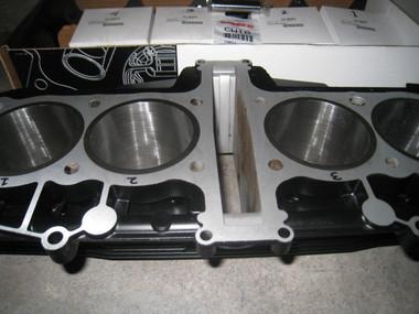 Cylinder Kit, Yamaha FJ1100 Block, 1250cc,  Includes Wiseco Piston Kit, 1TX-11310-00-00 NO CRANKCASE BORING REQUIRED