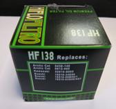 HIFLOFILTRO Oil Filter Replaces Kawasaki 52010-S005