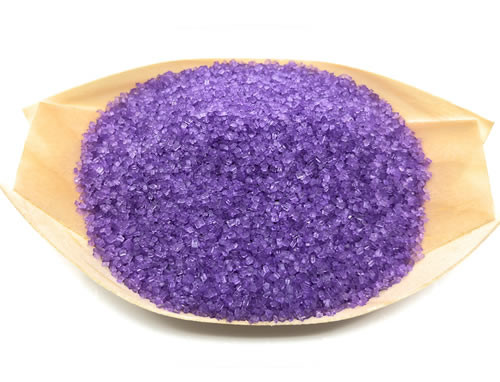 Ultimate Baker Natural Baker's Sugar Purple (1x8oz Bag