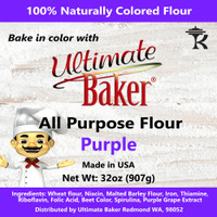 Ultimate Baker All Purpose Flour Purple (1x2lb)