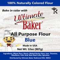 Ultimate Baker All Purpose Flour Blue (1x2lb)