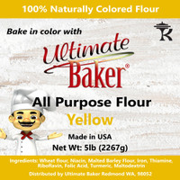 Ultimate Baker All Purpose Flour Yellow (1x5lb)