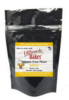 Ultimate Baker Gluten Free Baking Flour Yellow (1x1lb)