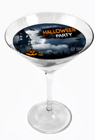 Snowy River Cocktail Toppers Halloween Party (1x6Pack)