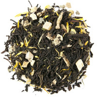 Sentosa Ginger Peach Black Loose Tea (1x8oz)