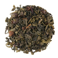 Sentosa Pomegranate Hibuscus Green Loose Tea (1x8oz)