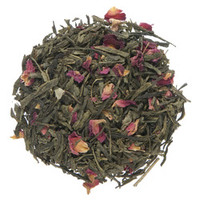 Sentosa Sencha Kyoto Cherry Rose Green Loose Tea (1x8oz)
