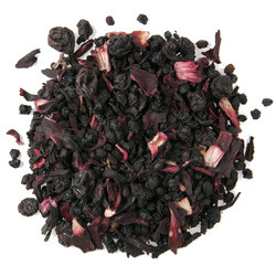 Sentosa Berry Berry Herbal Loose Tea (1x1lb)