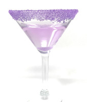 Snowy River Cocktail Sugar Purple
