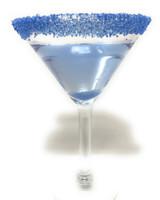Snowy River Cocktail Sugar Royal Blue (1x5lb)