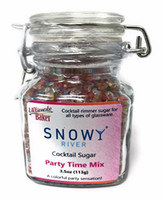 Snowy River Cocktail Sugar Party Time Mix (1x3.5oz)