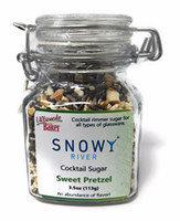 Snowy River Cocktail Sugar Sweet Pretzel (1x3.5oz)