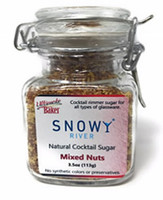 Snowy River Cocktail Sugar Mixed Nuts (1x3.5oz)