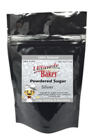 Ultimate Baker Natural Powdered Sugar Silver (1x4oz Bag)