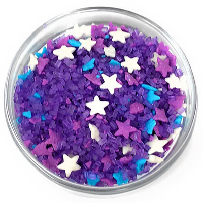 Ultimate Baker Edible Glitter Purple Delight (1x8oz)