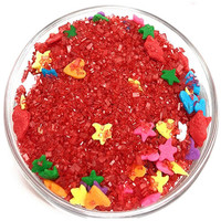Ultimate Baker Edible Glitter Red Velvet (1x8oz)