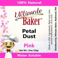 Ultimate Baker Petal Dust Pink (1x28g)