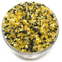 Ultimate Baker Edible Glitter New Orleans Mix (1x3oz)