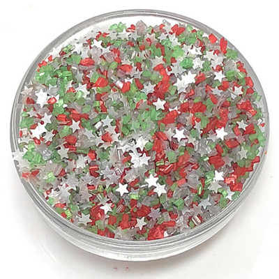Ultimate Baker Edible Glitter Happy Holidays (1x8oz)