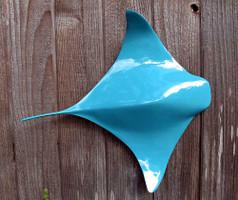 Aquamarine Ray 20 inch half mount