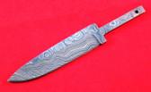 Alabama Damascus Knife Blank / ADS0067-DKB
