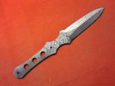 Alabama Damascus Knife Blank / ADS0096-DKB