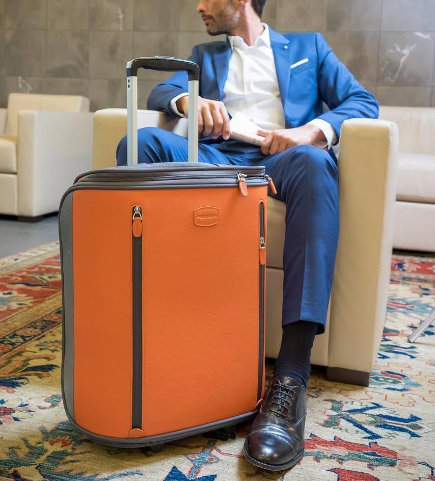 0aefdc69fd Giorgio Fedon Trolley Luggage