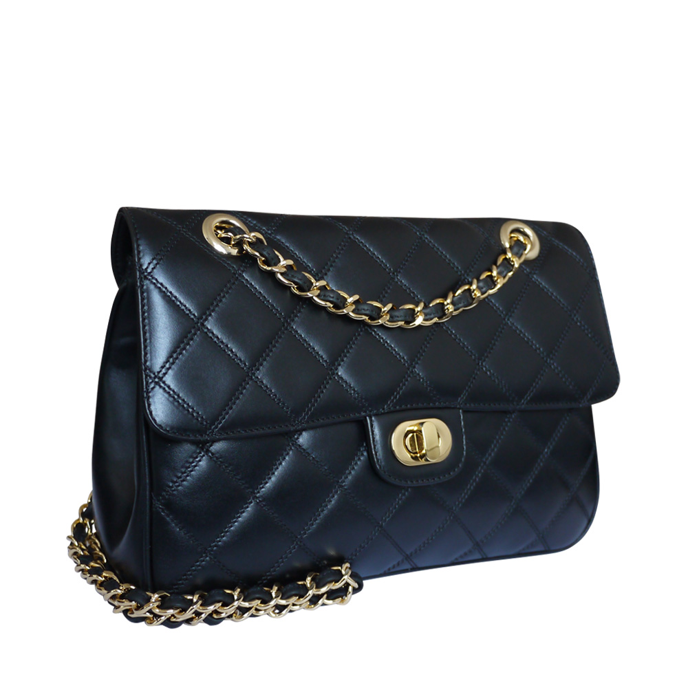Carbotti Quilted Bag