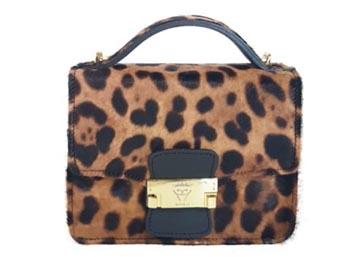 Leopard Print Grab Bag
