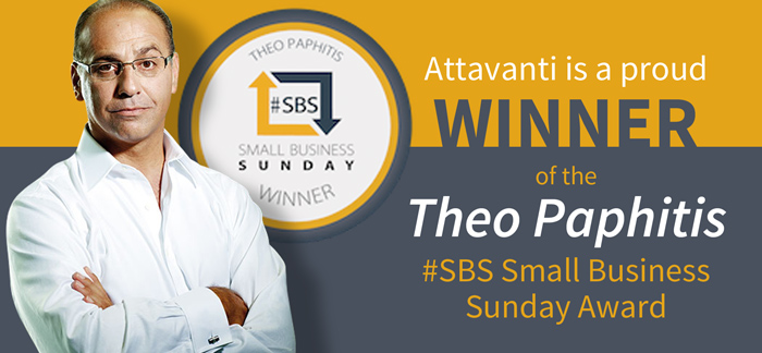 Attavanti Theo Paphitis Award