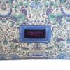 Bonfanti Leather and Liberty Lodden Tote Shopper Handbag - Blue 4
