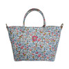 Bonfanti Liberty Betsy Grab Tote Shoulder Handbag - Blue 3