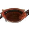 Chiarugi City Style Leather Messenger - Dark Brown