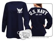 U.S. Navy Varsity Jersey
