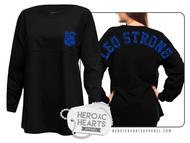 LEO Strong Varsity Jersey