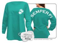 Semper Fi Varsity Jersey