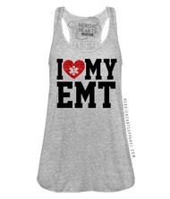 I Love My EMT/Paramedic Top