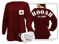 Hooah Varsity Jersey