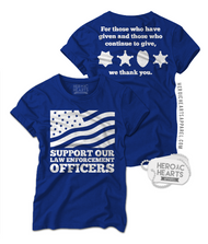 We Thank You Law Enforcement Top